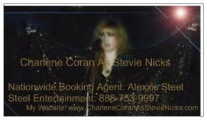Crystal Visions ~ Tribute To Honor The Magic of Stevie Nicks