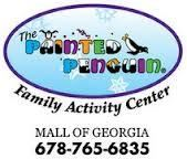 The Painted Penguin Mall of GA