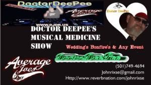 Doctor DeePee's Musical Medicine Show