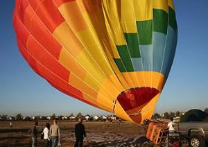 San Diego Balloon Rides-Sky's the Limit