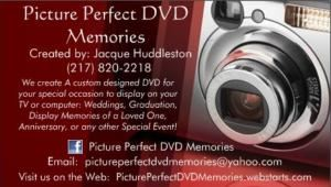 Picture Perfect DVD Memories