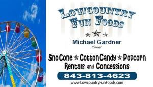 Lowcountry Fun Foods