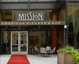 Mission American Kitchen And Bar