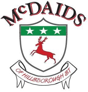 McDaids Irish Pub