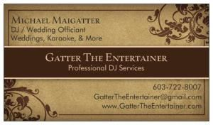 Gatter The Entertainer