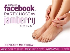 Dawn Clark, Jamberry Nails Independent Consultant