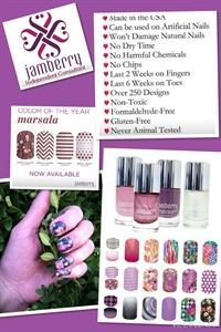 Jamberry Nails - Bianca Independent Consultant