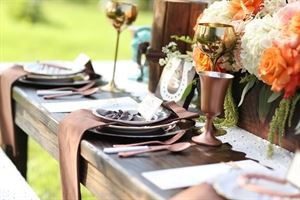 Rustic Vintage Events