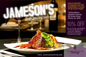 Jameson's Catering