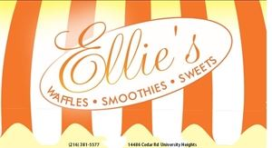 Ellie's waffles smoothies and sweets