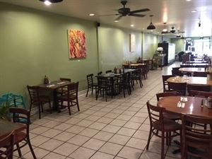 Coppelias Restaurant & Bakery Event Space