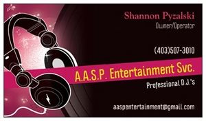 AASP Entertainment