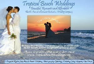 Tropical Beach Weddings