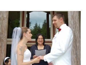 An Upbeat Wedding Officiant