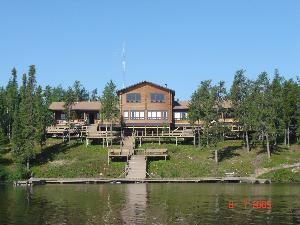 Big Sand Lake Fishing and Hunting Lodge
