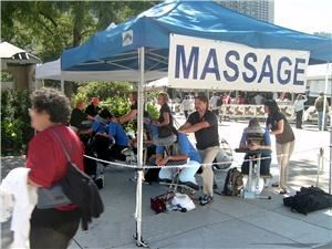 Earthmagic On-Site Chair Massage