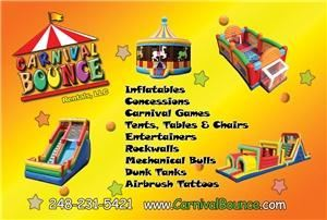 Carnival Bounce Rentals