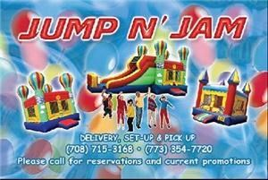 Jump N' Jam Inflatables