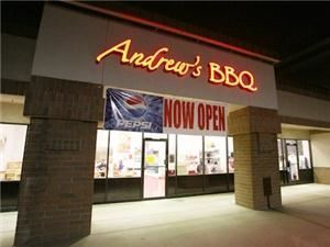 Andrew's BBQ Catering