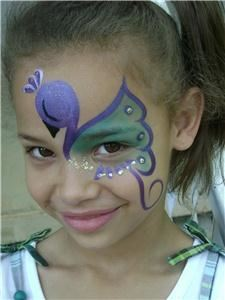 Face Painting By Fancy (Nancy L. Peterson)