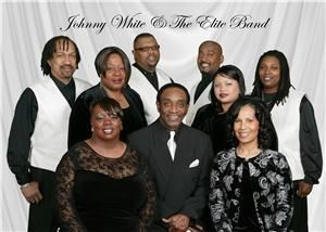 Johnny White and The Elite Band -Newport News