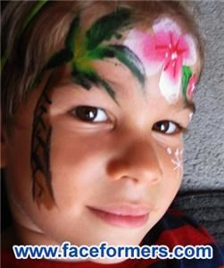 FaceFormers | Face Painter in Newport Beach | Face Painting