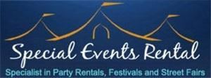 Special Events Rental