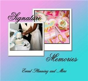 Signature Memories Event Planning & More