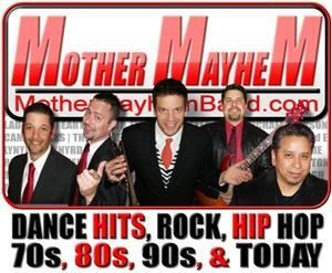Mother Mayhem - Pop Dance Party Hits 80s 90s and Now