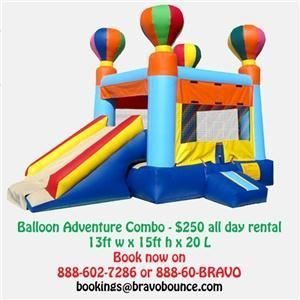 Bravo Bounce Inflatables & Party Rentals
