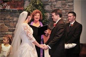 A Perfect Ceremony By Rev Jacqueline Weiks