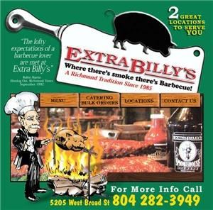 Extra Billy's Barbecue