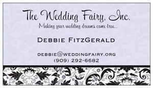 The Wedding Fairy, Inc.