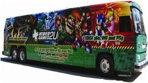 Video Game Bus