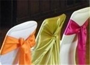 Unique Events And Decor - Chair Cover & Decor Service - New Hope