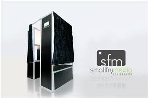 Smallfry Media Photobooths - Vancouver Photobooth Rental