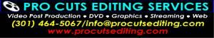 Pro Cuts Editing Services