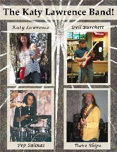 The Katy Lawrence Band