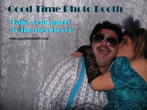 Good Time Photo Booth Rental-San Diego
