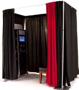 Photo Booth Rental Team Casino Parties & Music