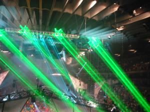 Tribal Existance Productions Extreme Laser Light Show Rentals