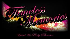 Timeless Memories Event & Party Planner