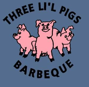 Three Li'l Pigs Barbeque