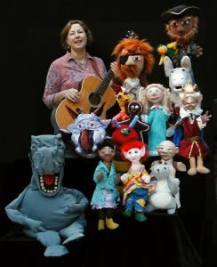 Romper Rhythm and Puppets