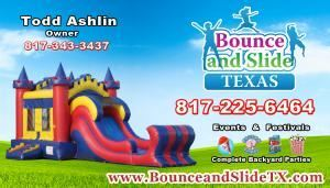 Bounce and Slide Texas