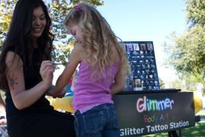 Party Planet Xtreme - Glimmer Body Art