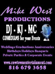 Mike West Productions Kansas City