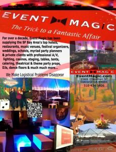 Event Magic - San Jose