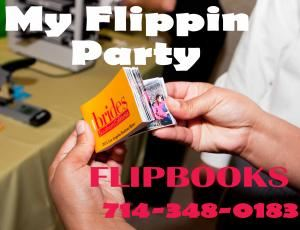 My Flippin Party Flipbooks
