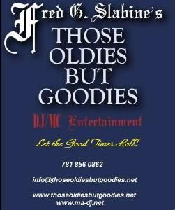 Those Oldies But Goodies DJ/MC Entertainment - Nashua